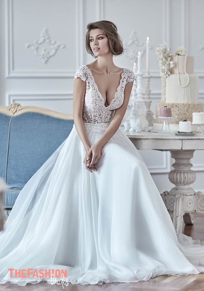 Maison Signore Excellence 2018 Spring Bridal Collection | The ...
