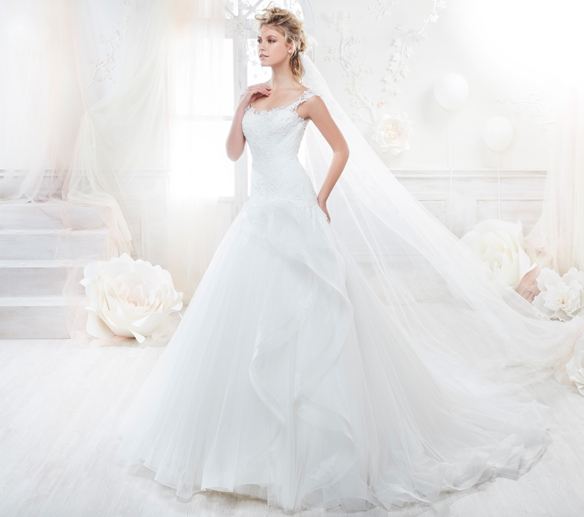 Nicole spose colet 2018 wedding gown bridal collection 202 Nicole wedding dress 2018