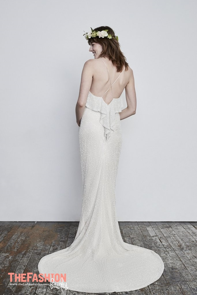 Wedding Gown Guide Narrow Column The Fashionbrides