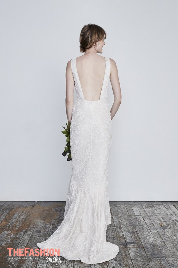 Savannah miller 2018 wedding gown bridal collection 45 for Savannah miller wedding dress