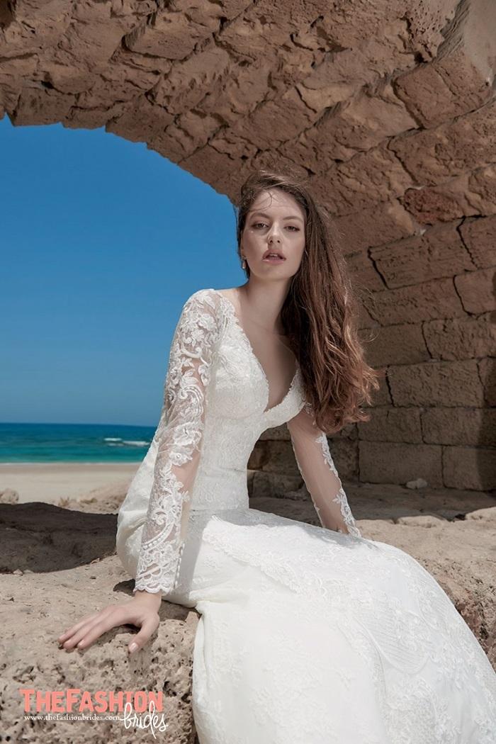 Atelier MC Paris 2018 Spring Bridal Collection | The FashionBrides