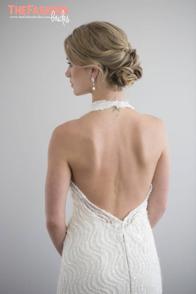 Wedding Gown Guide Halter The Fashionbrides