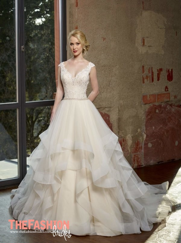 Wedding Gown Guide: Princess Bridal Gown   The FashionBrides