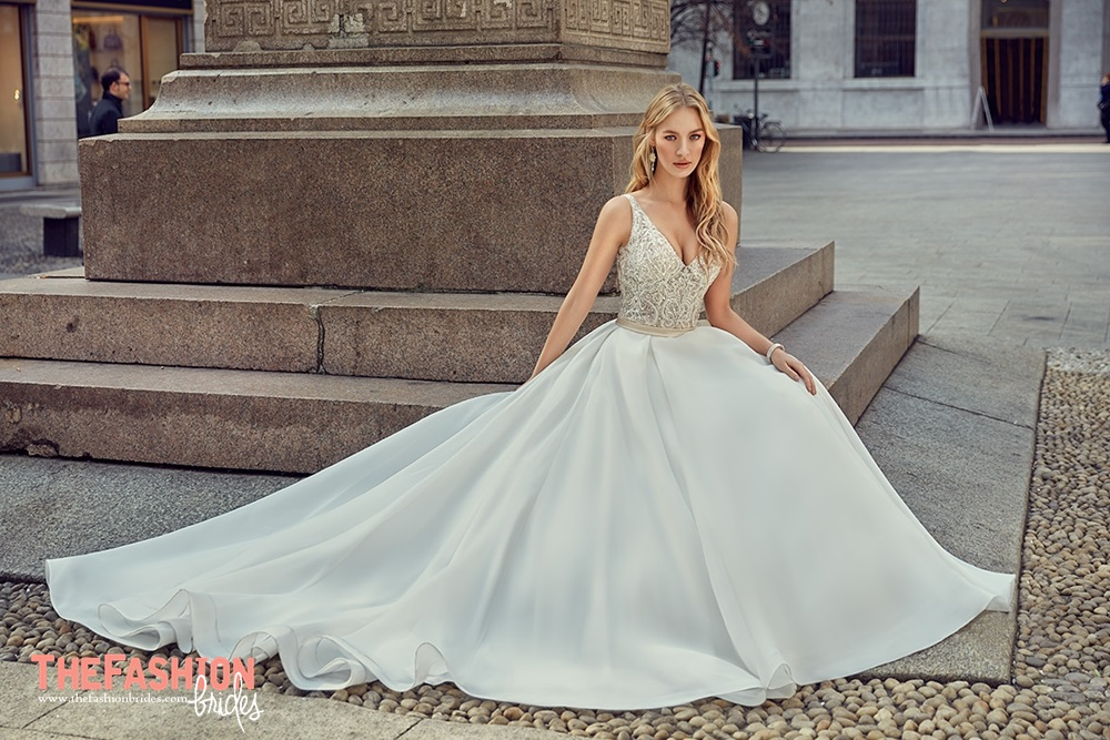Wedding Gown Guide: Princess Bridal Gown | The FashionBrides