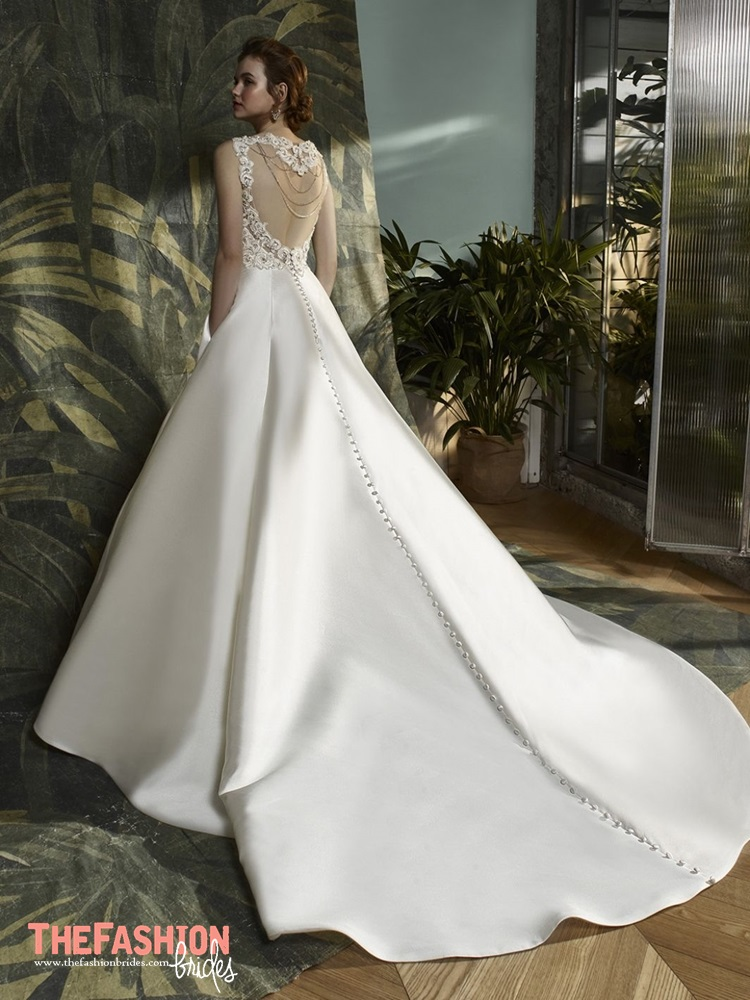 Enzoani Wedding Gown 2018 Spring Bridal Collection 54 The