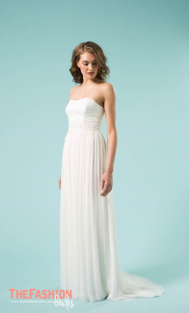 Wedding Gown Guide: Empire | The FashionBrides