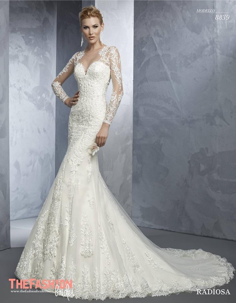 Radiosa 2018 Spring Bridal Collection