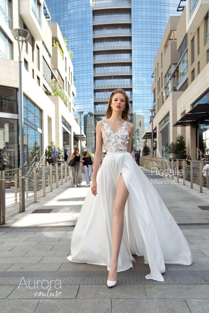 Wedding Gown Guide: Split Wedding Gowns | The FashionBrides
