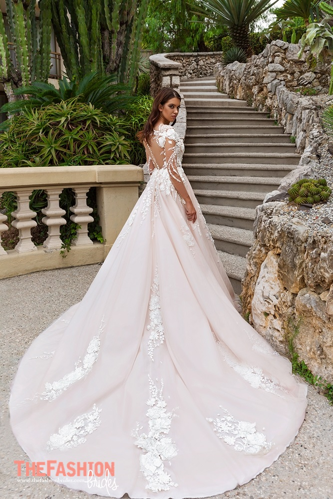 crystal-design-wedding-gown-2018-spring-bridal-collection-037 | The ...