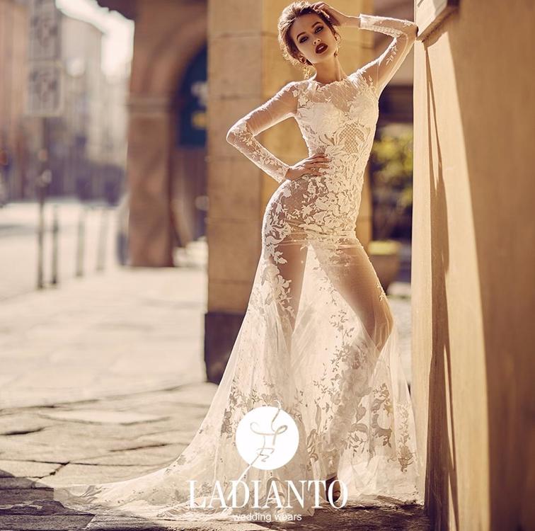Wedding Gown Guide: Transparent Skirt