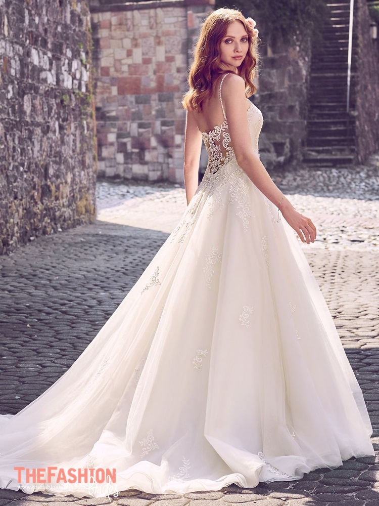 maggie-sottero-wedding-gown-2018-spring-bridal-collection-007 | The ...