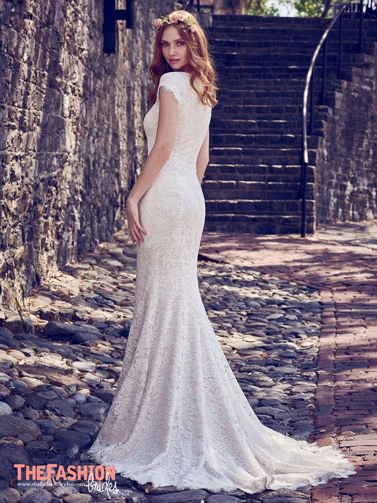 Maggie Sottero 2018 Spring Bridal Collection | The FashionBrides