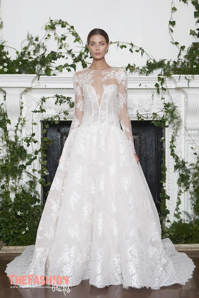 monique-lhuillier-wedding-gown-2018-spring-bridal-collection-10 ...