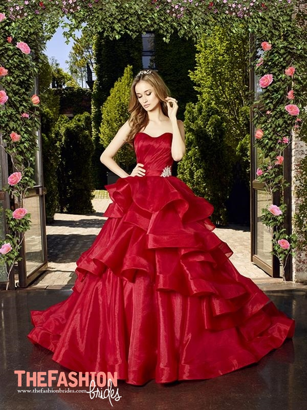 Wedding gown guide colorful bridal gowns the fashionbrides wedding gown guide colorful bridal gowns junglespirit Choice Image