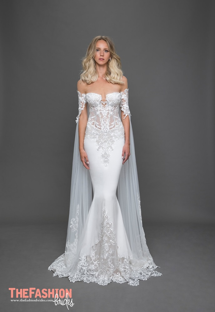 Pnina tornai wedding gown 2018 spring bridal collection 19 the fragile by pnina tornai 2018 spring bridal collection pnina tornai wedding gown 2018 spring bridal collection 19 junglespirit Gallery