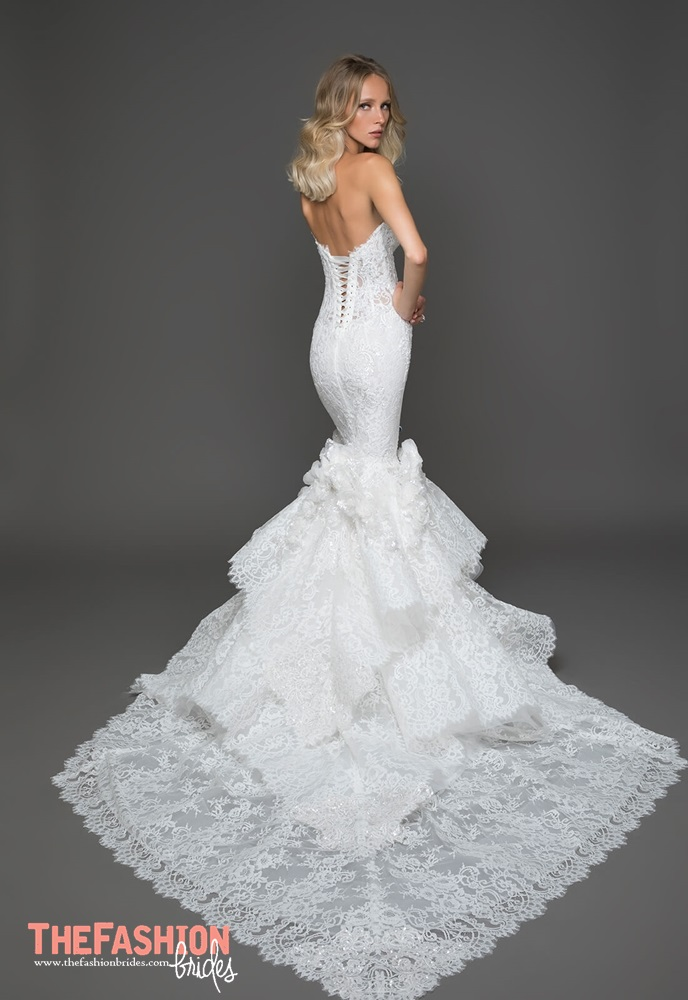 d675f5211e5 Pnina Tornai 2018 Spring Bridal Collection – The FashionBrides
