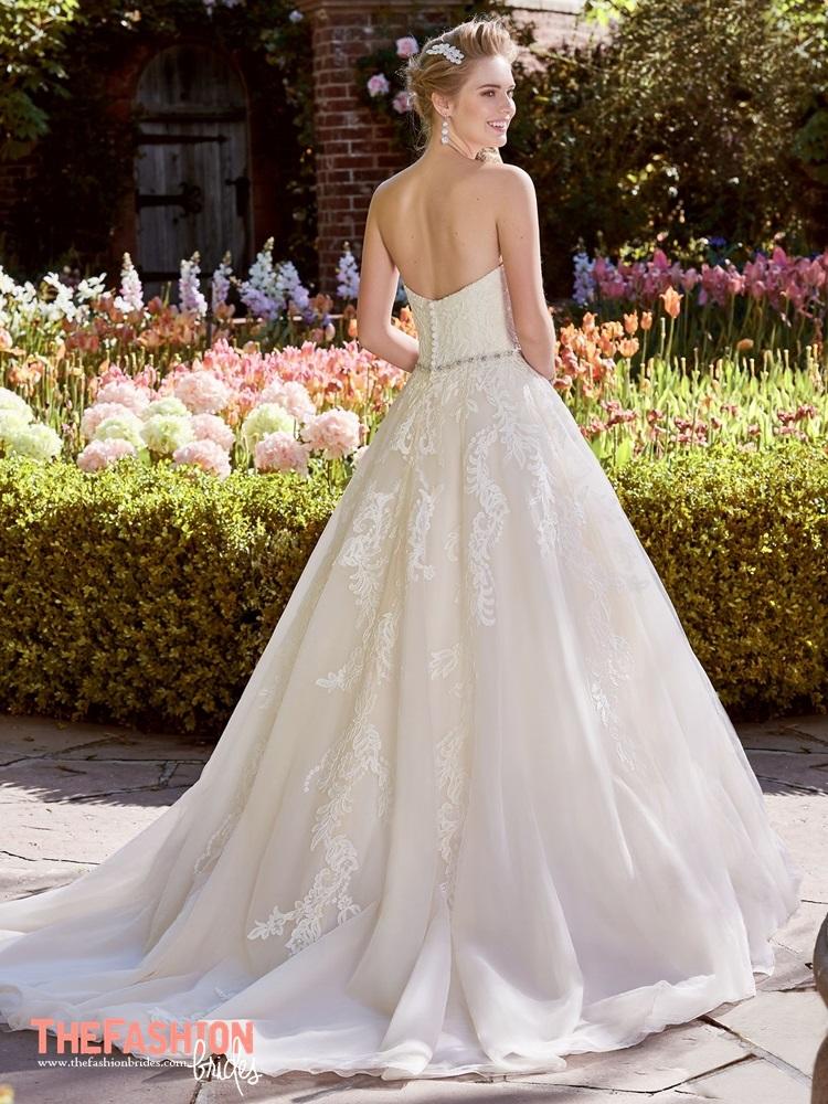 9b2ddf94fb74 Rebecca Ingram 2018 Spring Bridal Collection » rebecca-ingram-wedding-gown- 2018-spring-bridal-collection-07