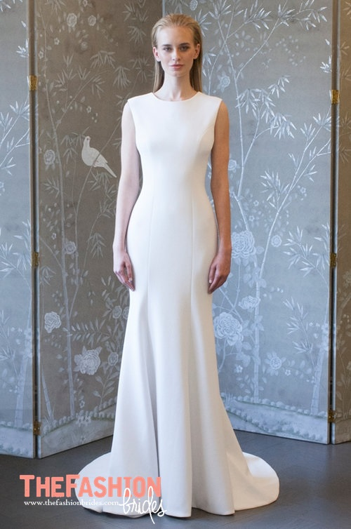 romona-keveza-wedding-gown-2018-spring-bridal-collection-25 | The ...