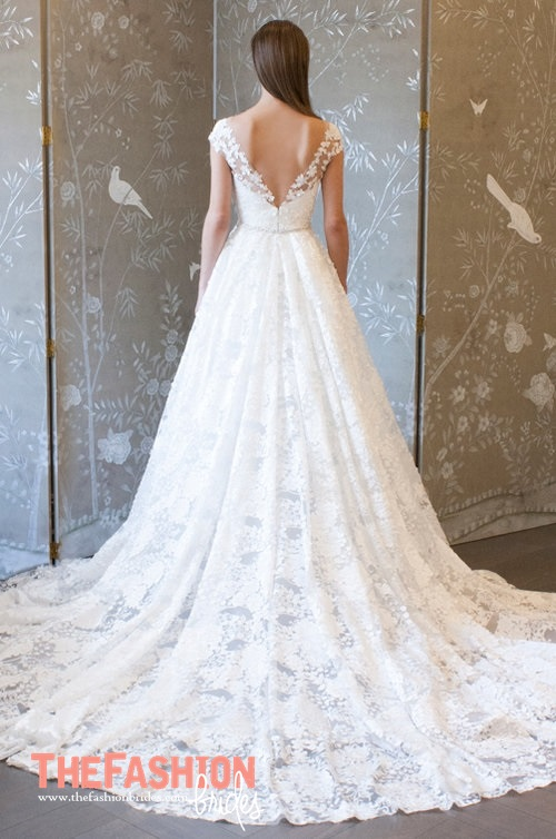 romona-keveza-wedding-gown-2018-spring-bridal-collection-47 | The ...