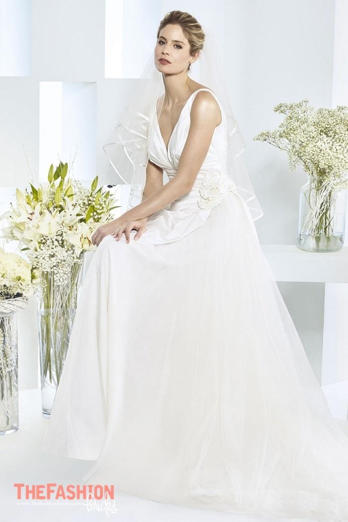 Flashy Wedding Dresses 2018