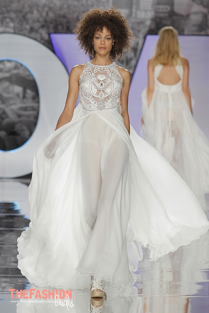 Yolanda Couture Wedding Dress