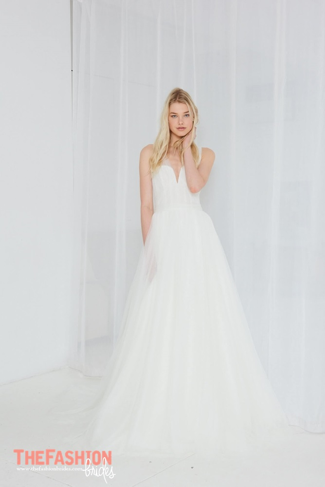 amsale-wedding-gown-2018-spring-bridal-collection-20   The FashionBrides