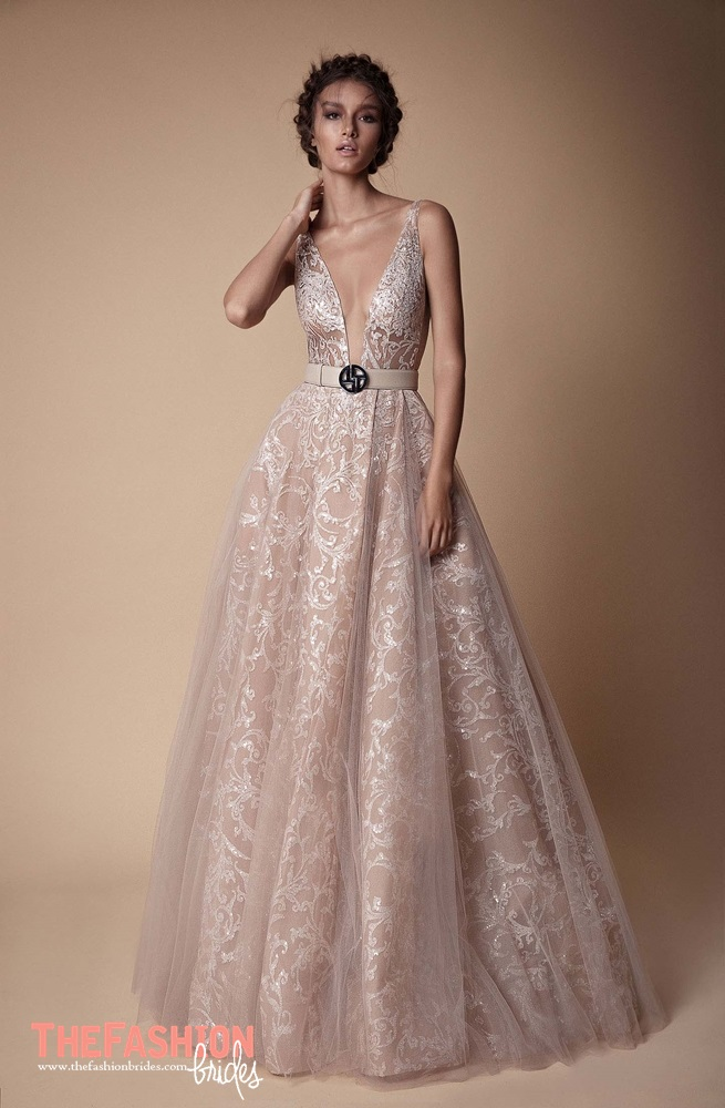 Berta Bridal 2018 Spring Evening Collection The
