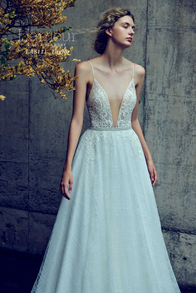 L\'amour by Calla Blanche 2018 Spring Bridal Collection | The ...