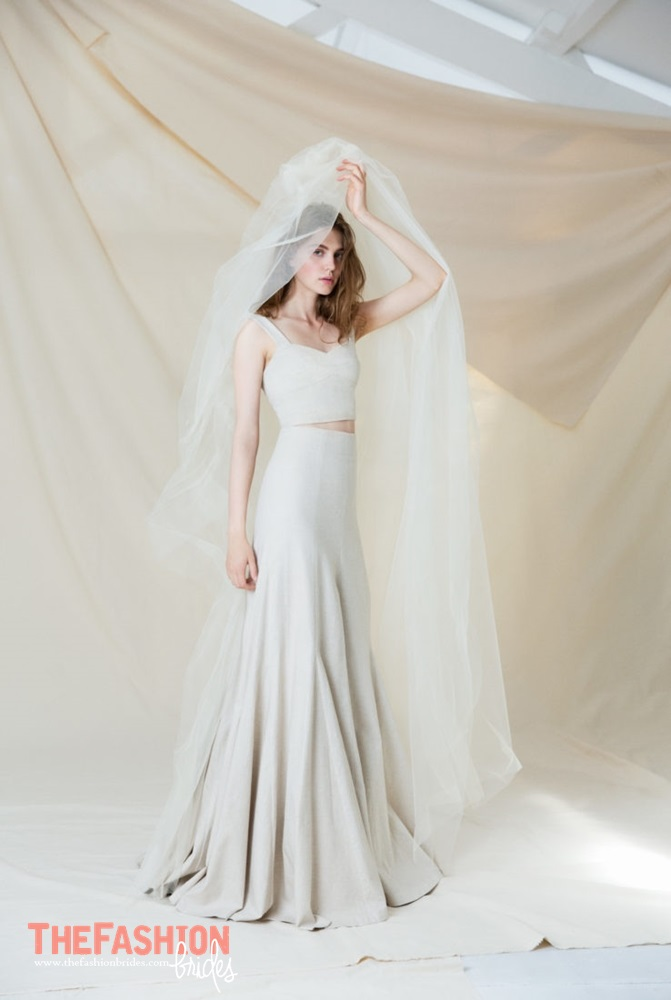 Cortana Wedding Dresses | Cortana Wedding Gown 2018 Spring Bridal Collection 21 The