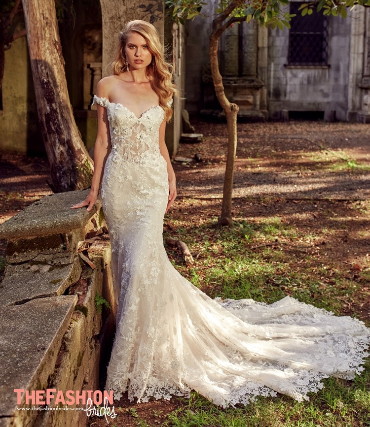 Eve Of Milady Bridal Wedding Dress Collection Fall 2018: Eve Of Milady 2018 Spring Bridal Collection