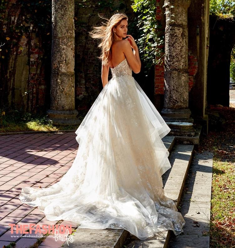 Eve Of Milady Spring 2017 Wedding Dresses: Eve Of Milady 2018 Spring Bridal Collection