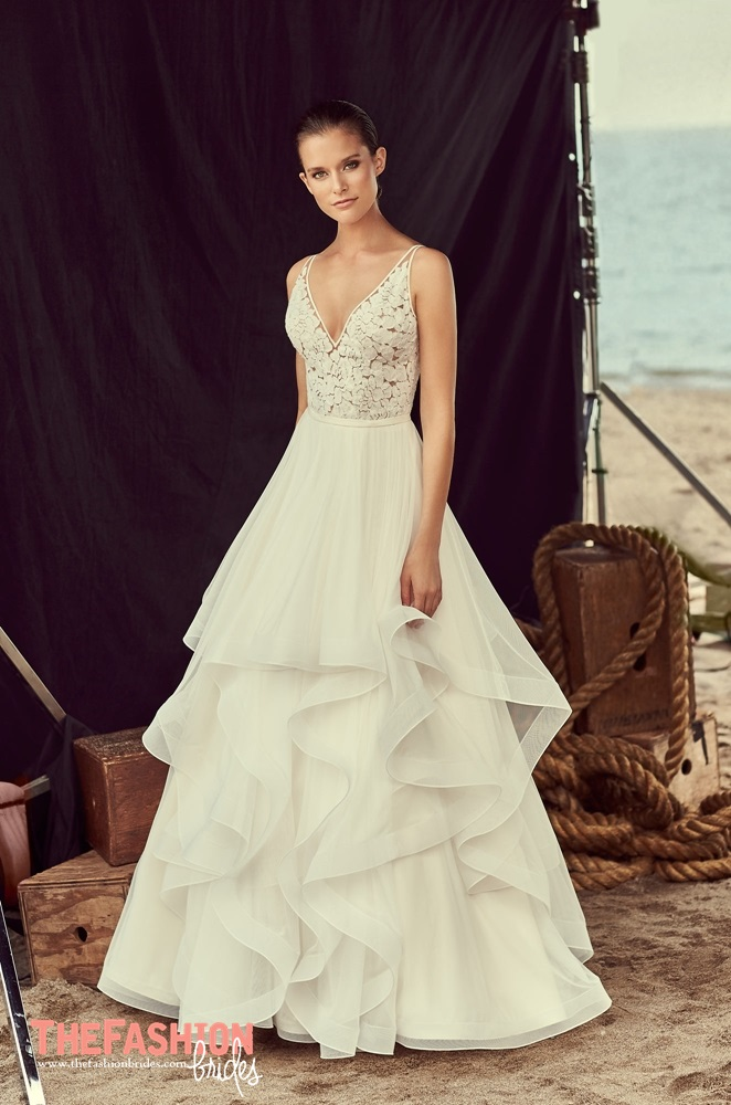 mikaella-wedding-gown-2018-spring-bridal-collection-36 | The ...