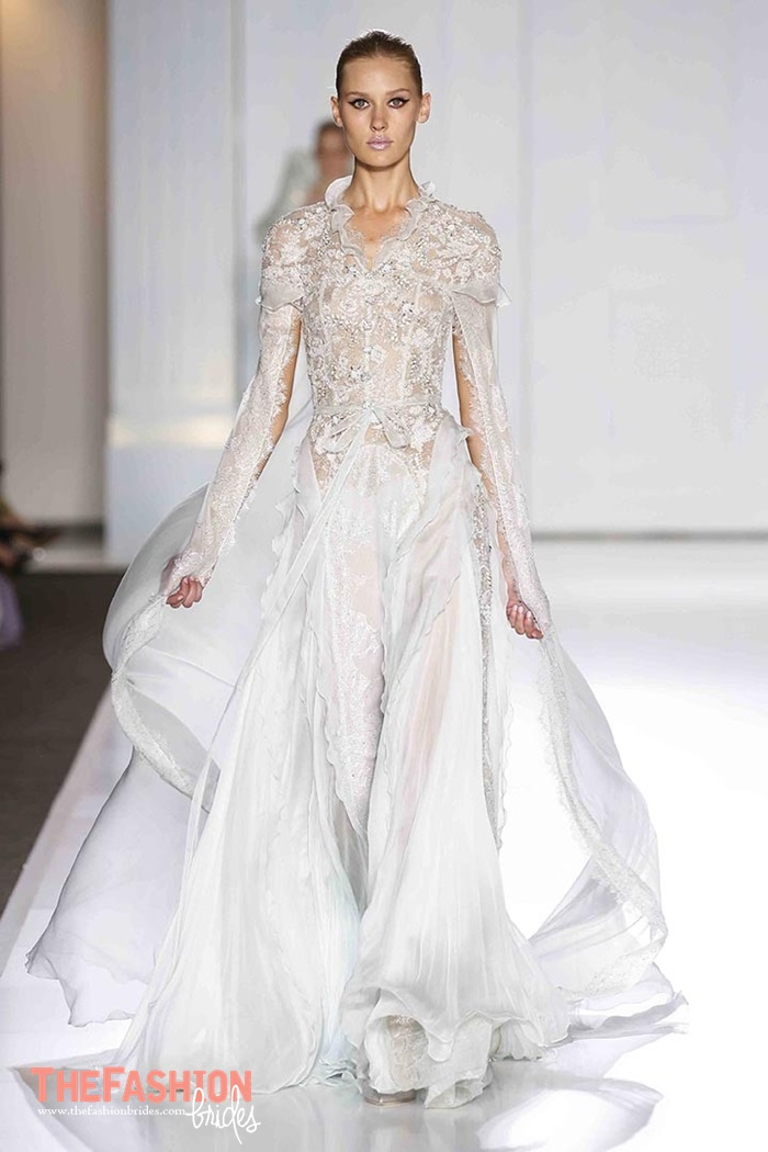 Ralph russo 2018 wedding gown bridal collection 052 the for Ralph and russo wedding dress
