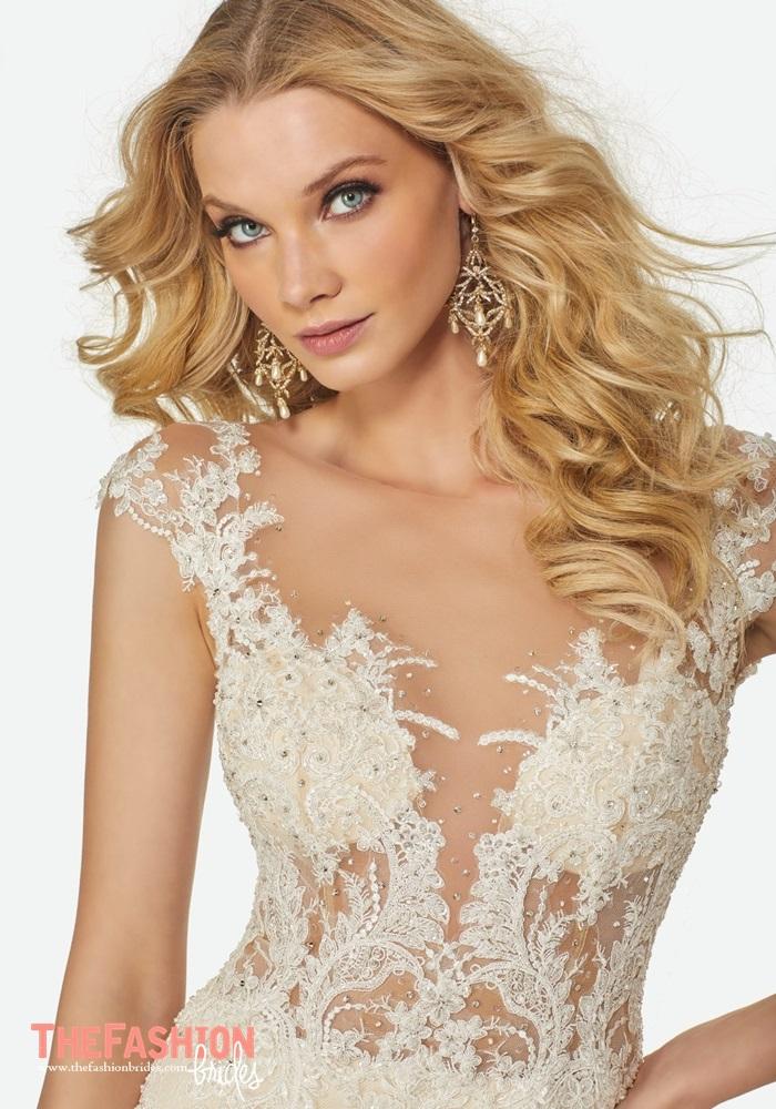 Randy Fenoli Wedding Gown 2018 Spring Bridal Collection 034 The