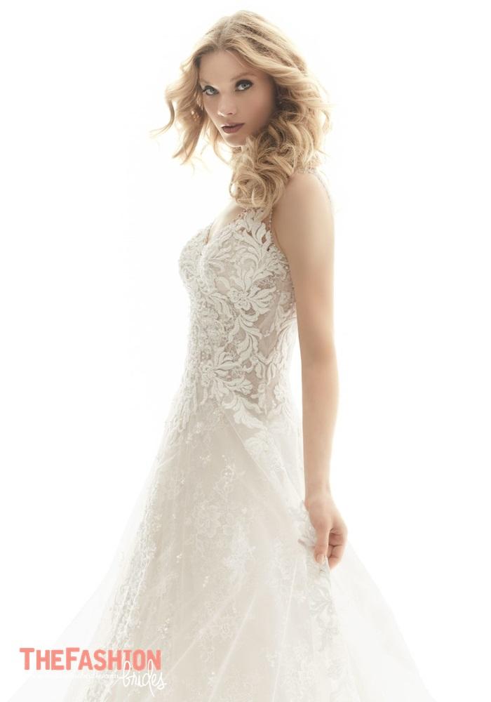 Randy Fenoli Wedding Dresses.Randy Fenoli Wedding Gown 2018 Spring Bridal Collection 066 The