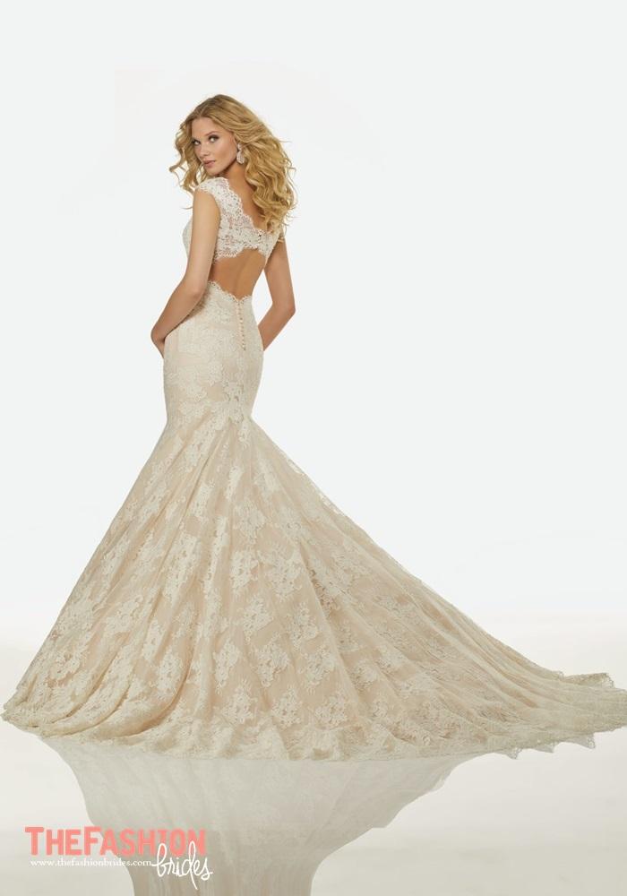 Randy fenoli 2018 spring bridal collection the fashionbrides for Randy fenoli wedding dresses