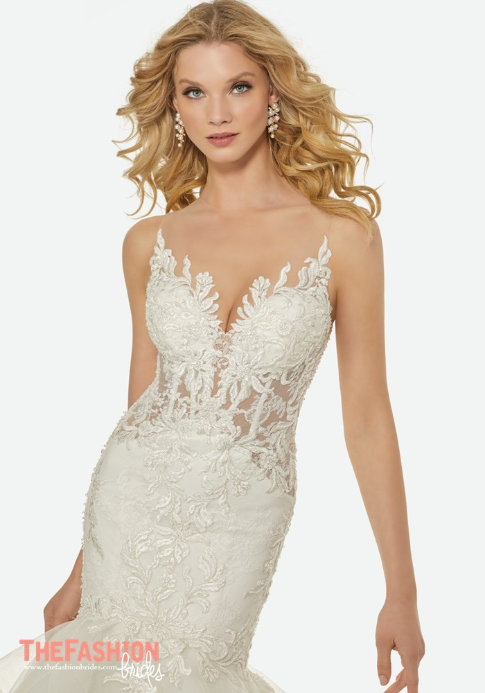 Randy Fenoli Wedding Gown 2018 Spring Bridal Collection 092 The