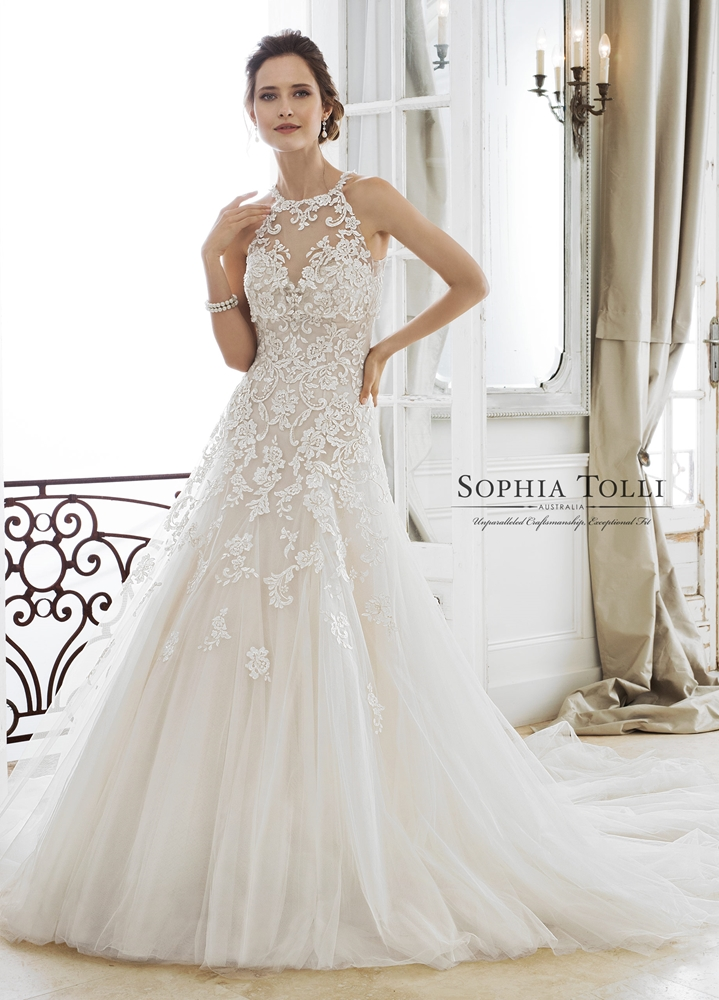 sophia-tolli-wedding-gown-2018-spring-bridal-collection-020 | The ...