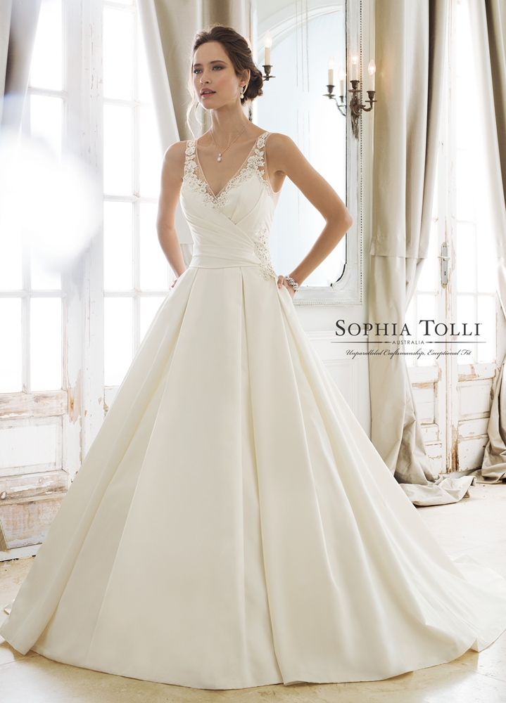 sophia-tolli-wedding-gown-2018-spring-bridal-collection-032 | The ...