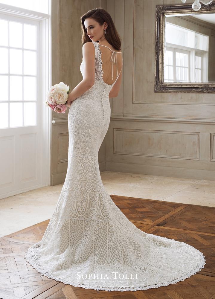 Sophia Tolli 2018 Spring Bridal Collection | The FashionBrides