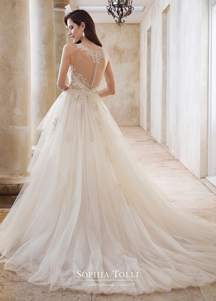 sophia-tolli-wedding-gown-2018-spring-bridal-collection-072 | The ...