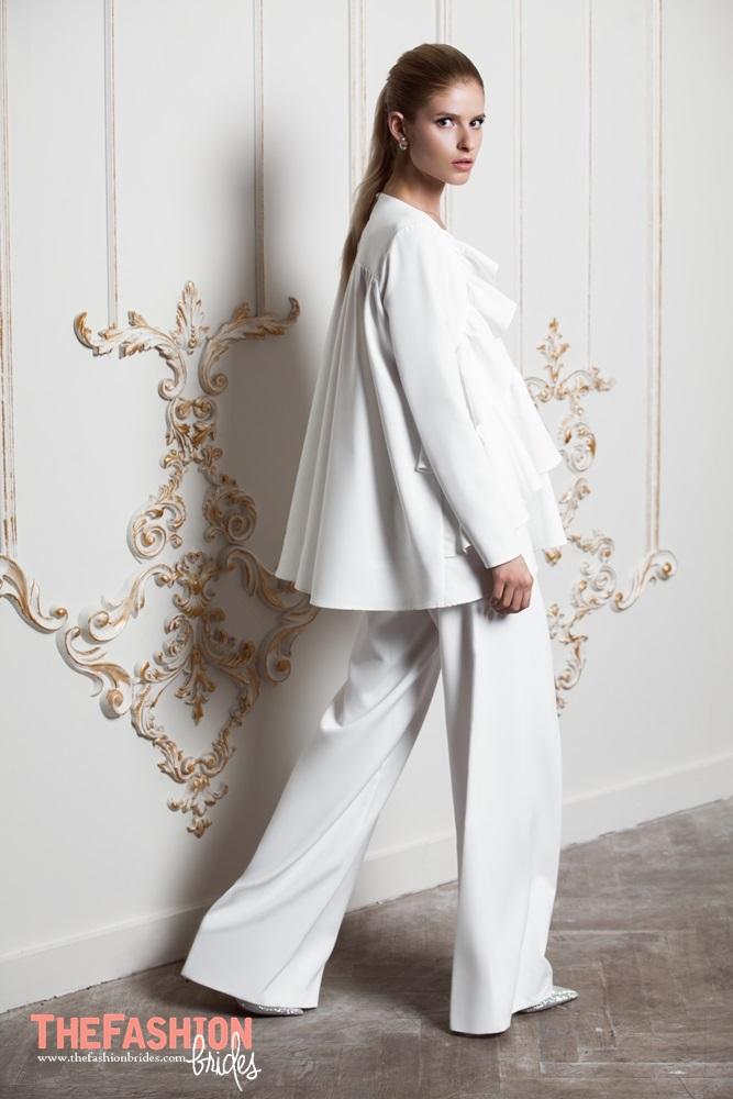 Wedding Gown Guide: Pantsuit   The FashionBrides