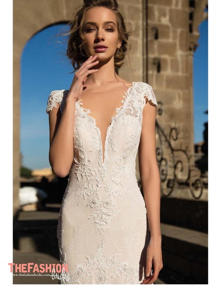 1bd8cebfd28 Wedding Gown Guide  V Neckline » black-tie-wedding-gown-2018-spring-bridal- collection-19
