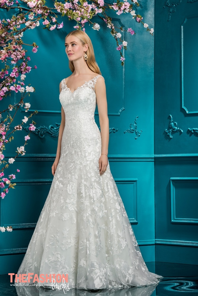 Wedding Gown Guide: A line | The FashionBrides