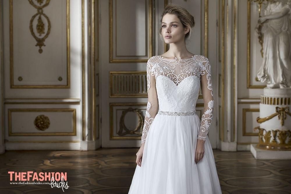 Elegant by Estee Bade 2018 Spring Bridal Collection | The FashionBrides