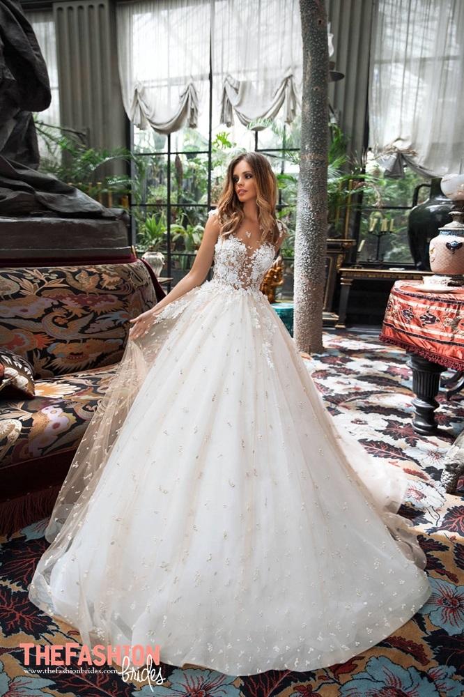 Milla Nova 2018 Spring Bridal Collection  b4b9c28fdbd