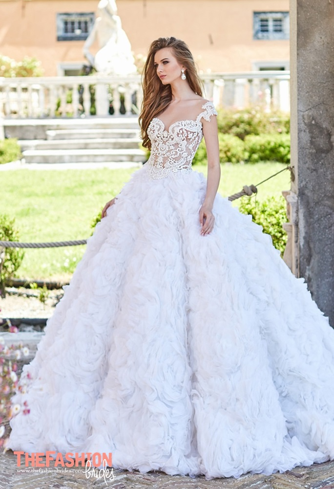 Wedding Gown Guide Super Volume Ballgown The Fashionbrides