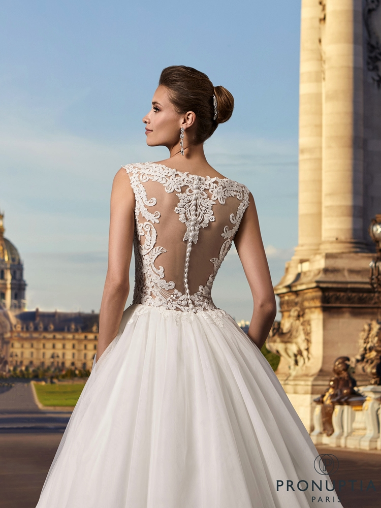 Pronuptia Wedding Gown 2018 Spring Bridal Collection 101