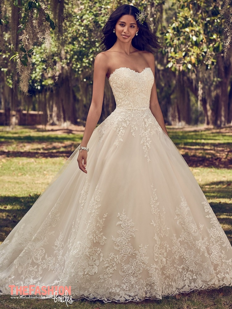 maggie-sottero-wedding-gown-2018-spring-bridal-collection-117 | The ...