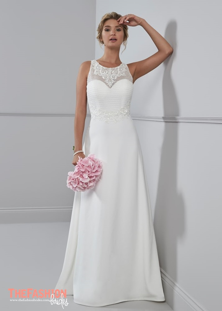 Romantica Of Devon 2018 Spring Bridal Collection The Fashionbrides